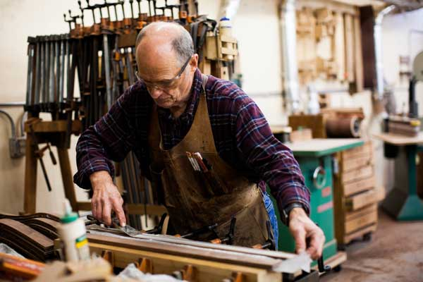 Dave Anderson Woodworker