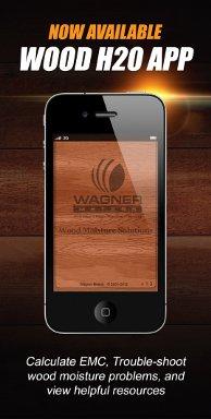 Wood H2O App