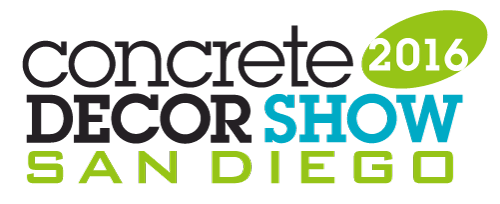 Concrete Decor Show 2016