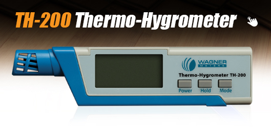 TH-200 Thermo-Hygrometer