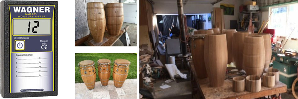 PM Percussion Barrels