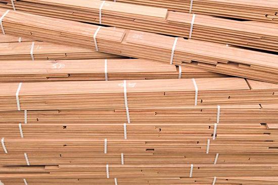Bundles of Hardwood Flooring
