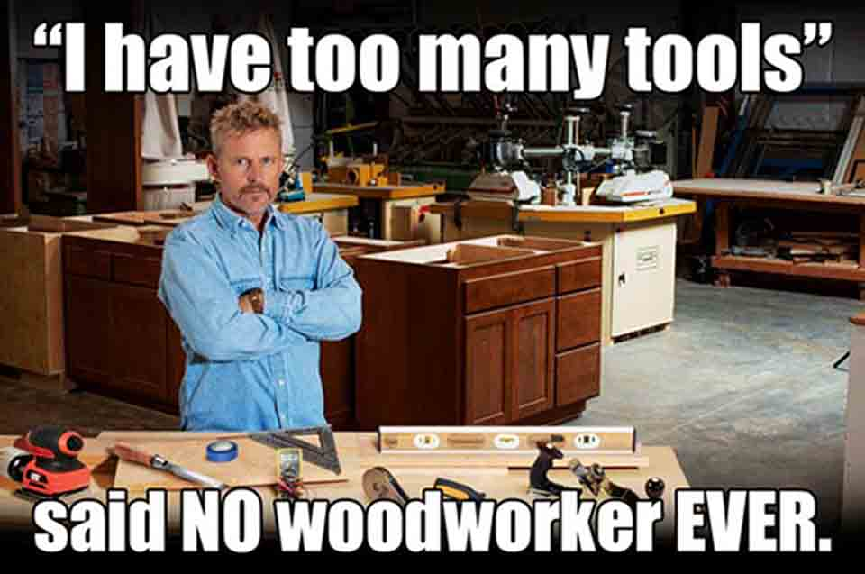 Too Many Tools