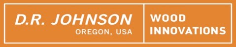 D.R. Johnson Wood Innovations Logo