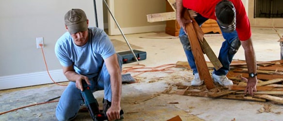 Moisture-Related Flooring Failure: How Bad Can It Be?