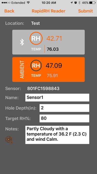 RRH Sitefotos App