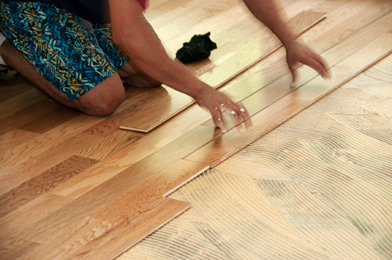 How to Prevent Hardwood Flooring Failure with Hands-On Training