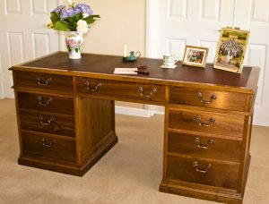 Peter Parfitt Desk