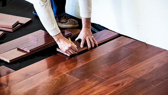 Wood Floor Installation- Avoiding Moisture Problems at Every Stage