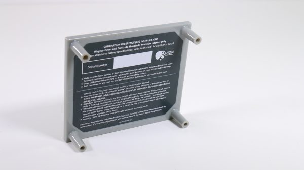 On-Demand Calibrator Label