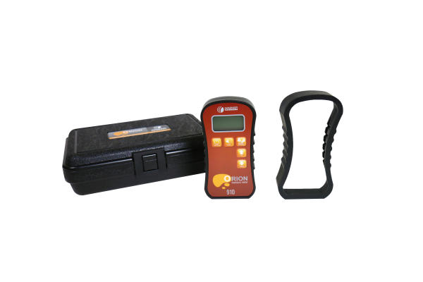 Orion 910 Moisture Meter with Carrying Case and Rubber Boot