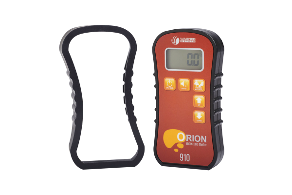 Orion 910 Moisture Meter and Rubber Boot