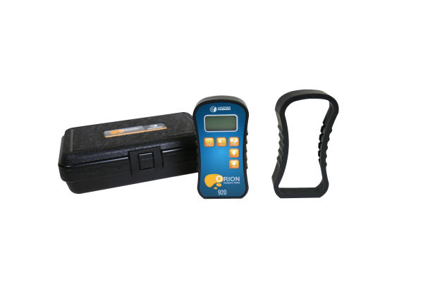Orion 920 Moisture Meter with Carrying Case and Rubber Boot