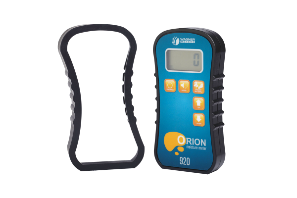 Orion 920 Moisture Meter and Rubber Boot