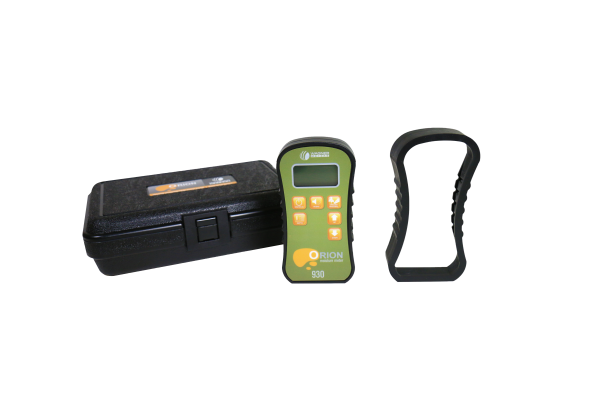 Orion 930 Moisture Meter with Carrying Case and Rubber Boot