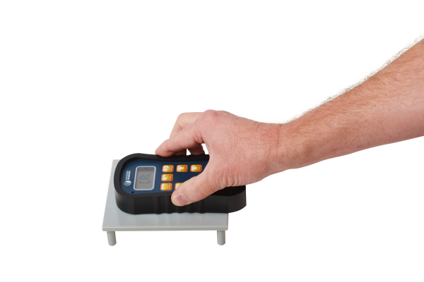 Orion 950 Moisture Meter Calibrated with On-Demand Calibrator