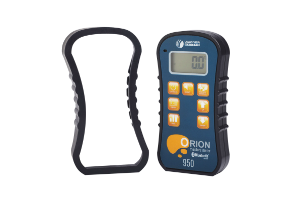 Orion 950 Moisture Meter and Rubber Boot