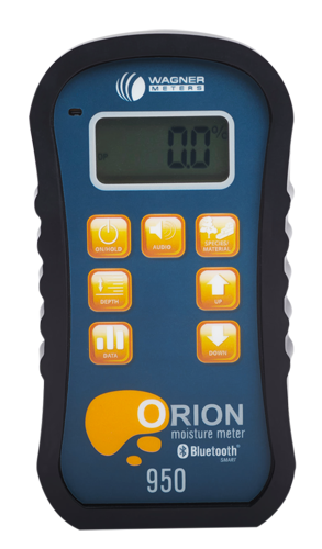 Orion Moisture Meter 950
