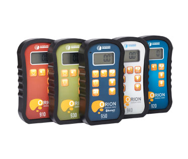 Orion moisture meter family