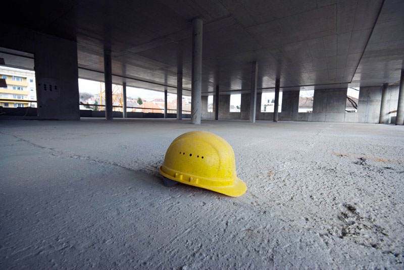 The Dangers Of Concrete That Sweats