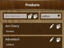 Floorsmart app screenshot 3