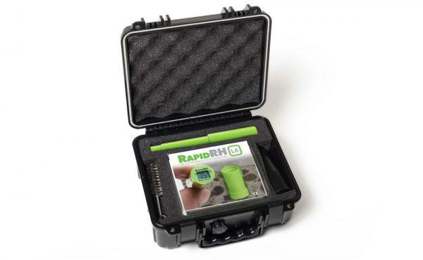 Rapid RH L6 starter kit inside view