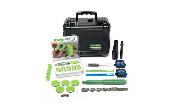 L6 Starter Kit Case and Supplies