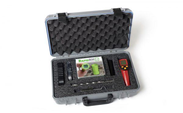 Rapid RH L6 WFP400 inside case view