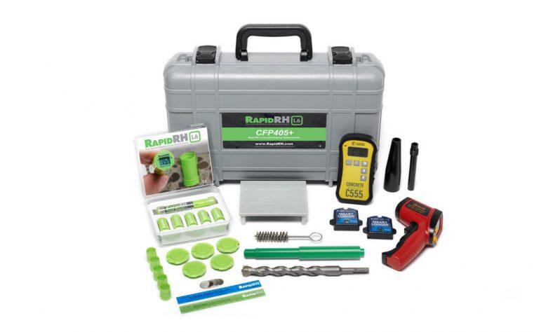 CFP405+ Rapid RH L6 Concrete Flooring Professional Kit