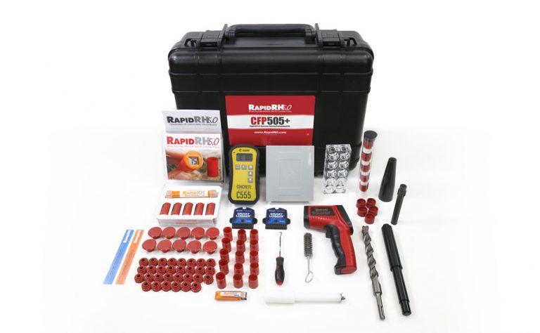 CFP505+ Rapid RH 5.0 Concrete Flooring Professional Kit