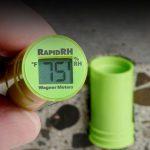 Rapid RH L6 concrete moisture test kit