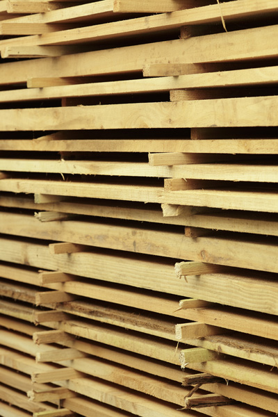 where to store lumber