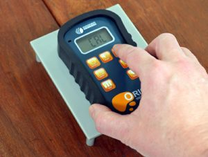 calibrate Orion wood moisture meter