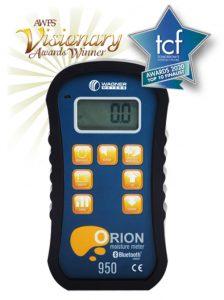 orion 950 wood moisture meter