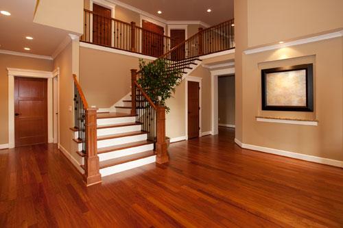 hardwood flooring with no moisture problems